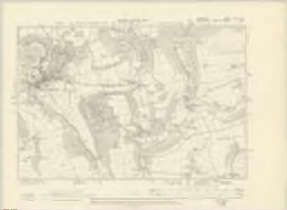 Somerset LXVII.NE - OS Six-Inch Map