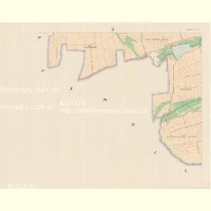 Wossek (Wosek) - c5528-1-010 - Kaiserpflichtexemplar der Landkarten des stabilen Katasters