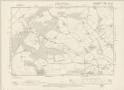 Buckinghamshire XLI.NW - OS Six-Inch Map