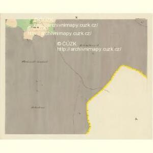 Dobrzegitz - c1204-1-009 - Kaiserpflichtexemplar der Landkarten des stabilen Katasters