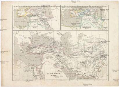 Vorderasien 600 v. Ch