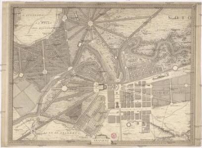 Topografia del real sitio de Aranjuez