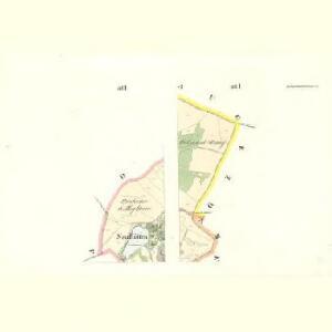 Wildschitz (Wltssic) - c8668-1-004 - Kaiserpflichtexemplar der Landkarten des stabilen Katasters