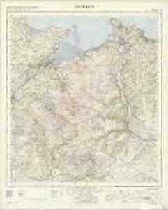 Snowdon - OS One-Inch Map