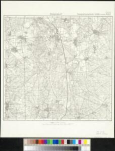Meßtischblatt 4352 : Komptendorf, 1939