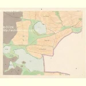 Brzillitz - c0612-1-005 - Kaiserpflichtexemplar der Landkarten des stabilen Katasters