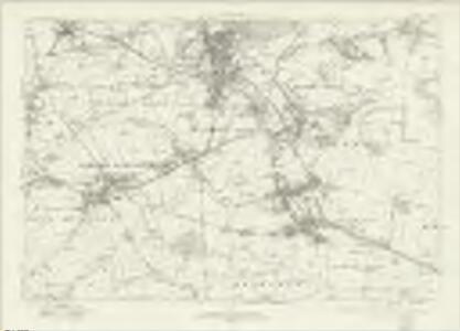 Durham XLII - OS Six-Inch Map