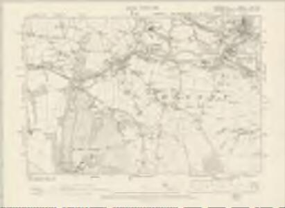 Derbyshire VIII.NW - OS Six-Inch Map