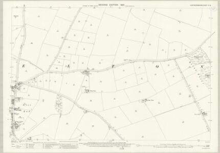 Huntingdonshire IV.8 (includes: Elton) - 25 Inch Map