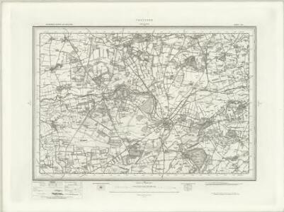 Thetford (Outline) - OS One-Inch Revised New Series