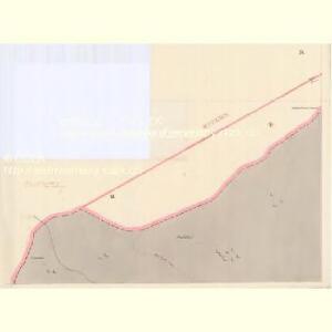 Paulusbrunn - c5672-1-008 - Kaiserpflichtexemplar der Landkarten des stabilen Katasters