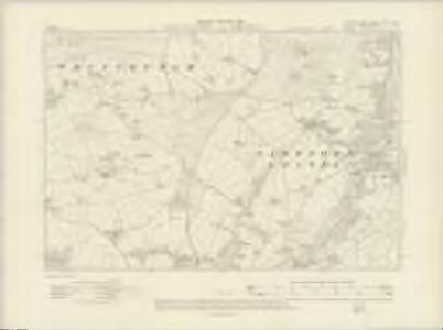 Devonshire CVI.SW - OS Six-Inch Map