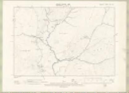 Ayrshire Sheet LXIII.NE - OS 6 Inch map