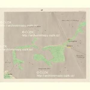 Königswarth - c3820-1-012 - Kaiserpflichtexemplar der Landkarten des stabilen Katasters