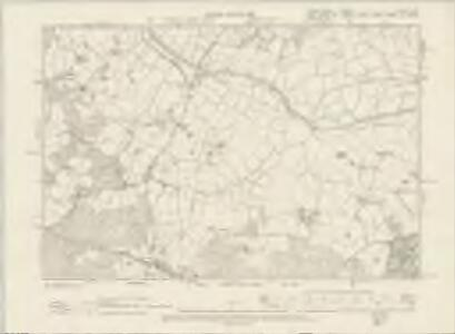 Sussex XXXII.SW - OS Six-Inch Map