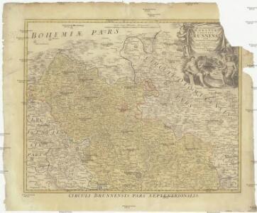 Marchionatus Moraviae circulus Brunnensis