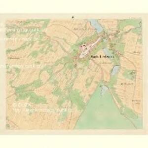 Ledenitz - c3849-1-004 - Kaiserpflichtexemplar der Landkarten des stabilen Katasters