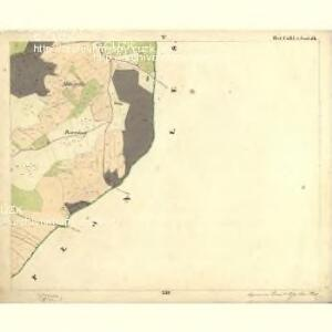 Muggrau - c4814-1-005 - Kaiserpflichtexemplar der Landkarten des stabilen Katasters