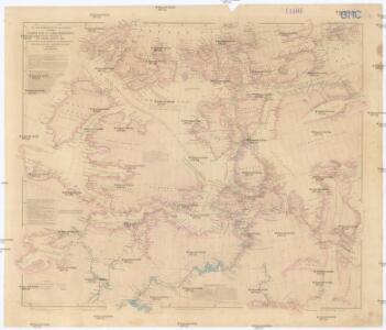 Sir John Franklin's arctic discoveries, between Baffin Bay & Cape Bathurst