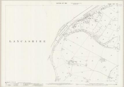 Cheshire VIII.15 (includes: Irlam; Partington; Rixton with Glazebrook; Warburton) - 25 Inch Map