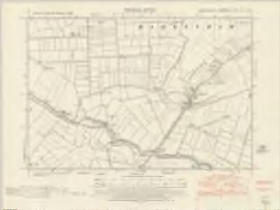 Cambridgeshire XXIX.SW - OS Six-Inch Map