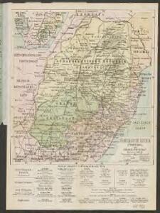 Südafrikanische Republik (Transvaal) und Oranje-Freistaat