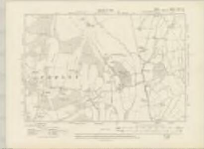 Kent XXVII.NE - OS Six-Inch Map