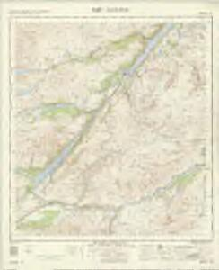 Fort Augustus - OS One-Inch Map