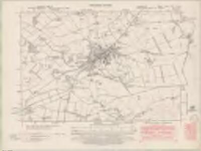 Lanarkshire Sheet XXXIV.SW & SE - OS 6 Inch map