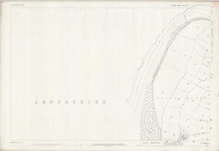 Cheshire XVI.5 & XVI.9 (includes: Bold; Cuerdley; Penketh) - 25 Inch Map