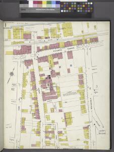 Staten Island, V. 1, Plate No. 1 [Map bounded by Kill van Kull, Westervelt Ave., York Ave.]