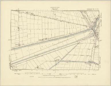 Cambridgeshire XI.NW - OS Six-Inch Map