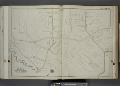 Part of Ward 3. [Map bound by Forest Hill Road (Old   Mill Road), Richmond Hill Road, Klondike Ave, Rockland Ave (Saw Mill RD),        Richmond Creek, Old Hill Road, Alaska PL]