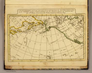 E. Asia, W. North America.