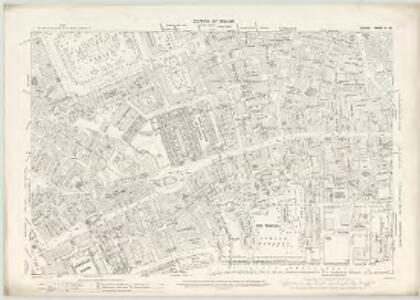 London VII.64 - OS London Town Plan