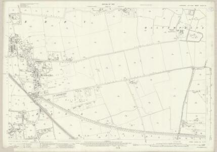 Yorkshire CCXXV.16 (includes: Haltemprice; Sculcoates; Skidby) - 25 Inch Map
