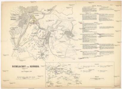 Schlacht von Szöreg am 5ten August 1849