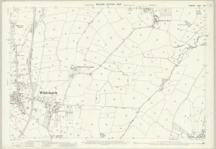 Somerset VI.16 (includes: Bristol; Compton Dando; Keynsham; Whitchurch) - 25 Inch Map