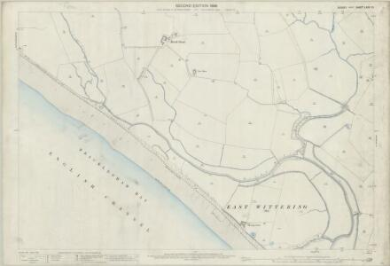 Sussex LXXIII.13 (includes: Earnley; East Wittering; Sidlesham) - 25 Inch Map
