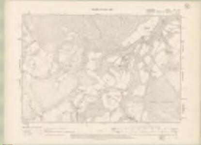 Elginshire Sheet XX.NW - OS 6 Inch map