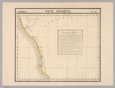 Cote Deserte. Afrique 48.