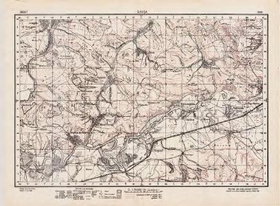 Lambert-Cholesky sheet 3366 (Şauşa)