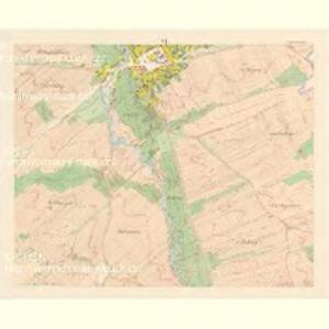 Putzeriet (Pocinovice) - c5861-1-006 - Kaiserpflichtexemplar der Landkarten des stabilen Katasters