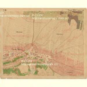 Gross Tajax - m0606-1-009 - Kaiserpflichtexemplar der Landkarten des stabilen Katasters