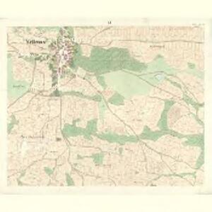 Wellenow - c8360-1-005 - Kaiserpflichtexemplar der Landkarten des stabilen Katasters