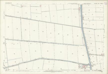 Lincolnshire CXXXIII.2 (includes: Dowsby; Dunsby; Gosberton; Pinchbeck; Rippingale) - 25 Inch Map