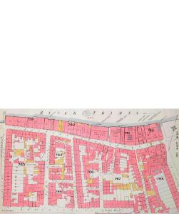 Insurance Plan of City of London Vol. IV: sheet 89-2