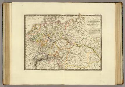 Empire d'Allemagne, Hongrie, Gallicie, Prusse, Provinces-Unies de Pays-Bas; en 1789.