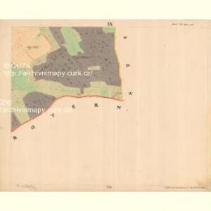 Liebesdorf - c1905-1-009 - Kaiserpflichtexemplar der Landkarten des stabilen Katasters