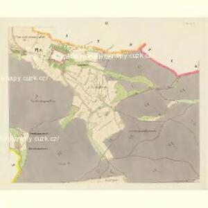 Platz - c4719-1-003 - Kaiserpflichtexemplar der Landkarten des stabilen Katasters